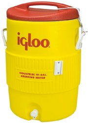 Igloo 10 Gallon 400 Series Beverage Cooler фото