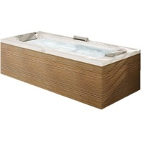 Jacuzzi Sharp Double Top